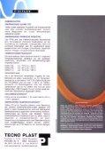 I s I o n Flexibler PTFE - Wellschlauch - tecnoplast.de - Page 4