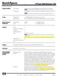 HP ProLiant DL360 Generation 4 (G4) - Nts - Page 4