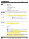 HP ProLiant DL360 Generation 4 (G4) - Nts - Page 7