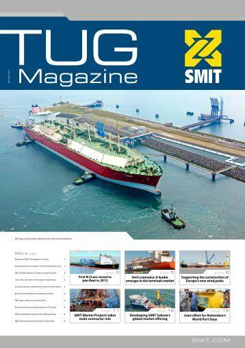 TUG Magazine December 2011 - Smit.com
