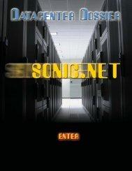 Ping! Zine Web Hosting Magazine • Vol. 1 • Issue 5 • 31 - Sonic.net