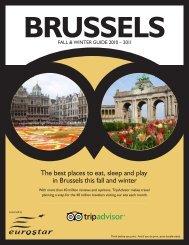 Fall & winter guide 2010 - Eurostar