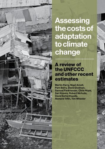Assessing the Costs of Adaptation to Climate Change: A ... - iied.org
