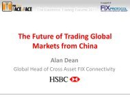 The Future of Trading Global Markets from China - Plus Concepts