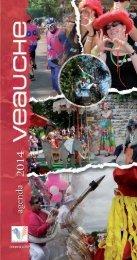 Veauche 2013 - redac - Les Agendas des Mairies