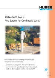 ROTAMAT® RoK 4 Fine Screen for Confined Spaces - brochure ...