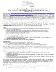 Public Health Preparedness and Response Core Competency Model - Page 3