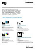 logo formats - To the point Design Consultants - Page 2