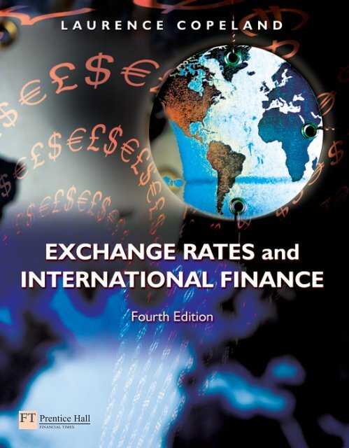 Exchange Rates and International Finance pdf