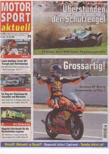 MSa - Ausgabe 2007-25 - RS-Sportbilder