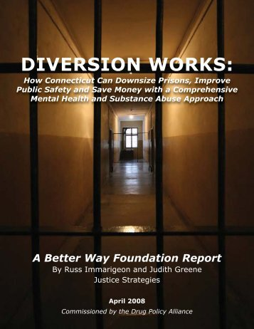 Diversion Works - Drug Policy Alliance
