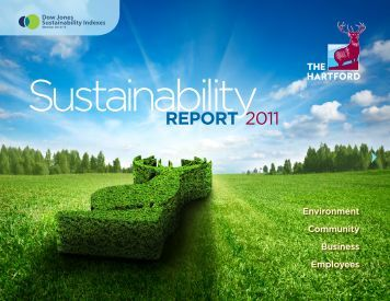 The Hartford's 2011 Sustainability Report