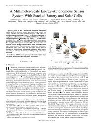 A millimeter-scale energy-autonomous sensor system with stacked ...