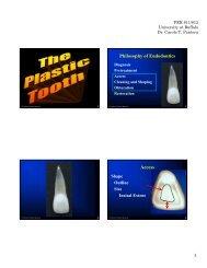 Philosophy of Endodontics Access
