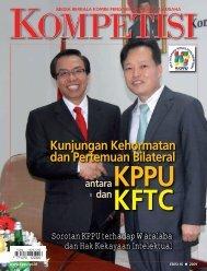 Edisi 16 Tahun 2009 - KPPU