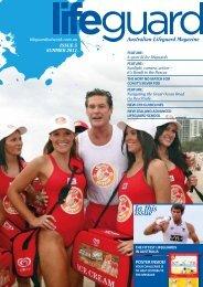 Australian Lifeguard magazine - Surf Life Saving Australia