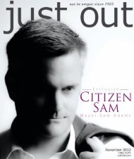 Citizen Sam - Just Out