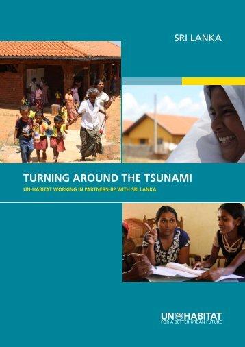 Publication: TURNING AROUND THE TSUNAMI - UN HABITAT