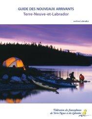 Terre-Neuve-et-Labrador - Portail des francophones de Terre ...