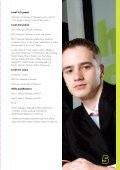 THE SIXTH FORM @ WESTMINSTER ACADEMY PROSPECTUS - Page 5