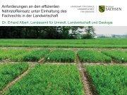 k g /h a - Sächsisches Staatsministerium für Umwelt und ...