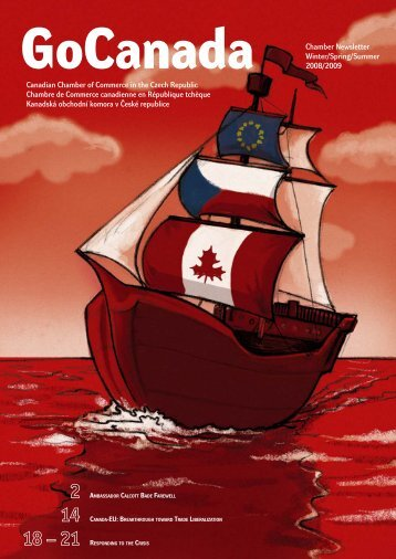 2009 (Issue 1 of 1) - The Canadian Chamber of Commerce in the ...