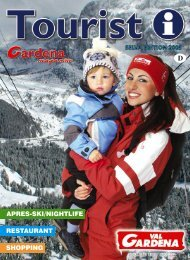 Download PDF Tourist Info 2005 - Snowevents