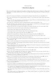 7. Miscellaneous Reprints