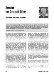 Reden Ist Silber Schweigen Ist Gold Ralfs Gedankenoase
