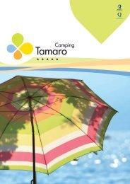 Der neue Prospekt 2009 des Campings Tamaro - Urlauber-Tipp.de