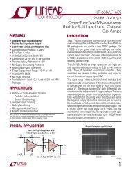 electrical characteristics - F9