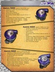Aurora 3000 - ATS Diesel Performance