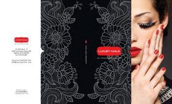 Catalogo Luxury Nails (2013) - BLUE FARM