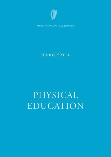 how to get a physical education degree