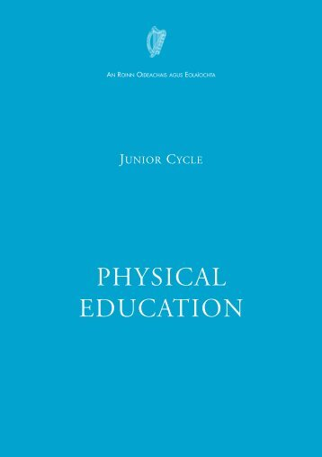 Junior Certificate Physical Education Syllabus ... - Get Ireland Active