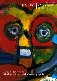 Moderne Kunst und Künstlergraphik - Modernist Icon