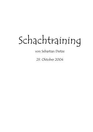 Schachtraining-Buch 4-Auflage November 2004.pdf - Steffanklaus.de