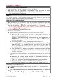 D - CAS DES ETUDIANTS - Renault Canada