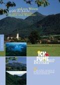 Gastgeberverzeichnis Bernau am Chiemsee | 2009 - Toubiz - Page 4