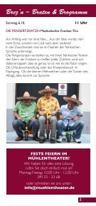 Programm Oktober-Dezember 2013 - Tassilo-Theater und ... - Seite 3