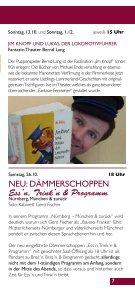 Programm Oktober-Dezember 2013 - Tassilo-Theater und ... - Seite 7