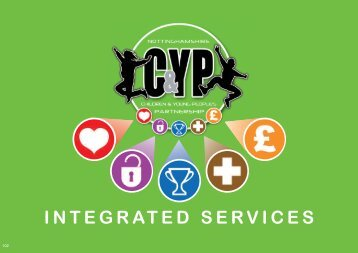 Children & Young People's Plan Section 7 - Integrated Services