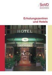 Erholungszentren und Hotels - Sozialverband Deutschland e.V. ...