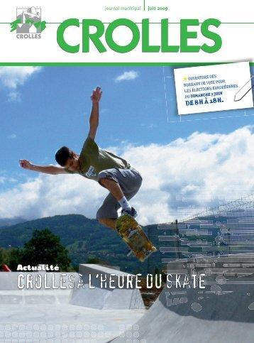 Journal for Piscine de crolles