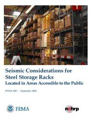 Seismic Considerations For Steel Storage Racks - The Whole ...
