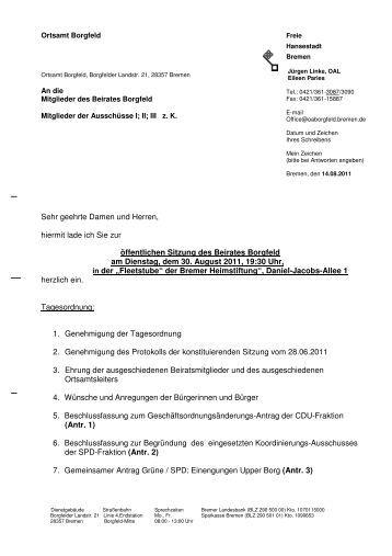 BEirat Borgfeld Internet.pdf - Ortsamt Borgfeld