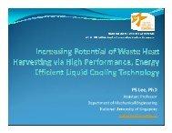 increasing potential of waste heat harvesting via high performance ...