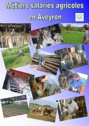 Guide complet des métiers de salarié agricole e nAveyron