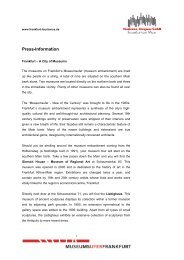 City of Museums.pdf - Tourismus und Congress GmbH
