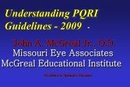 PQRI Measure 117: DM Dilated Exam